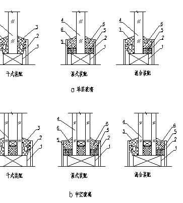 玻璃安装工艺及流程