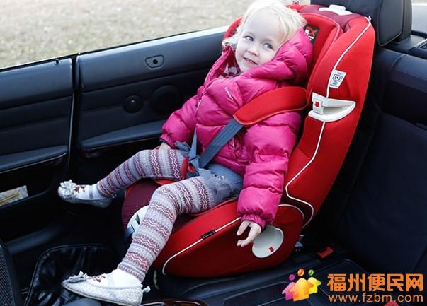 不靠谱:家长不买儿童安全座椅的各种理由