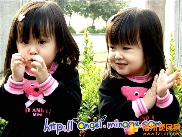 那对可爱的双胞胎,现在长大了一样萌啊